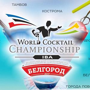 WorldCocktailChampionship 2017 Белгород 16+
